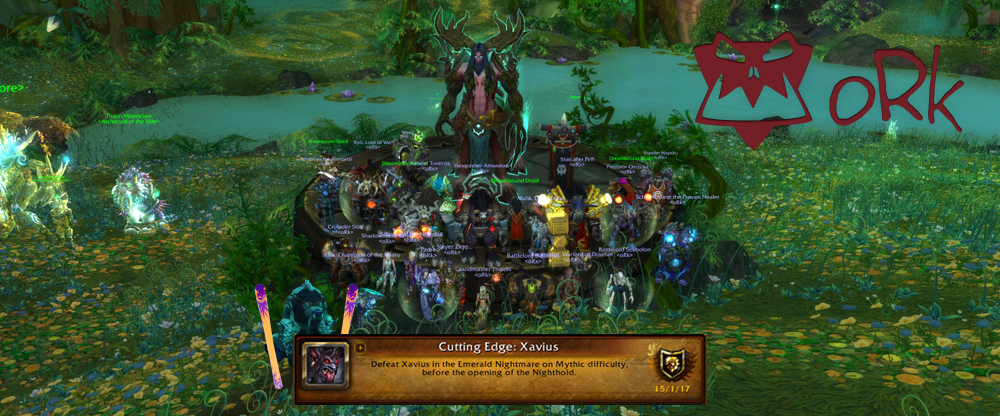 Xavius down – EN Myhtic clear